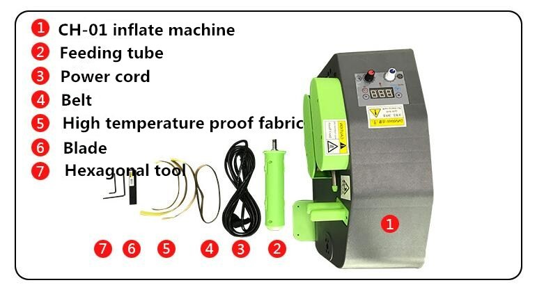 New portable inflator factory price factory for goods-5