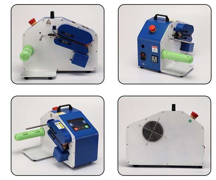 High quality inflate machine CH-02,Multi-function Automatically inflate machine of AIR BUBBLE FILM,AIR CUSHION BAG,AIR CUSHIIN SHEET ETC.Higher quality inflate machine-3