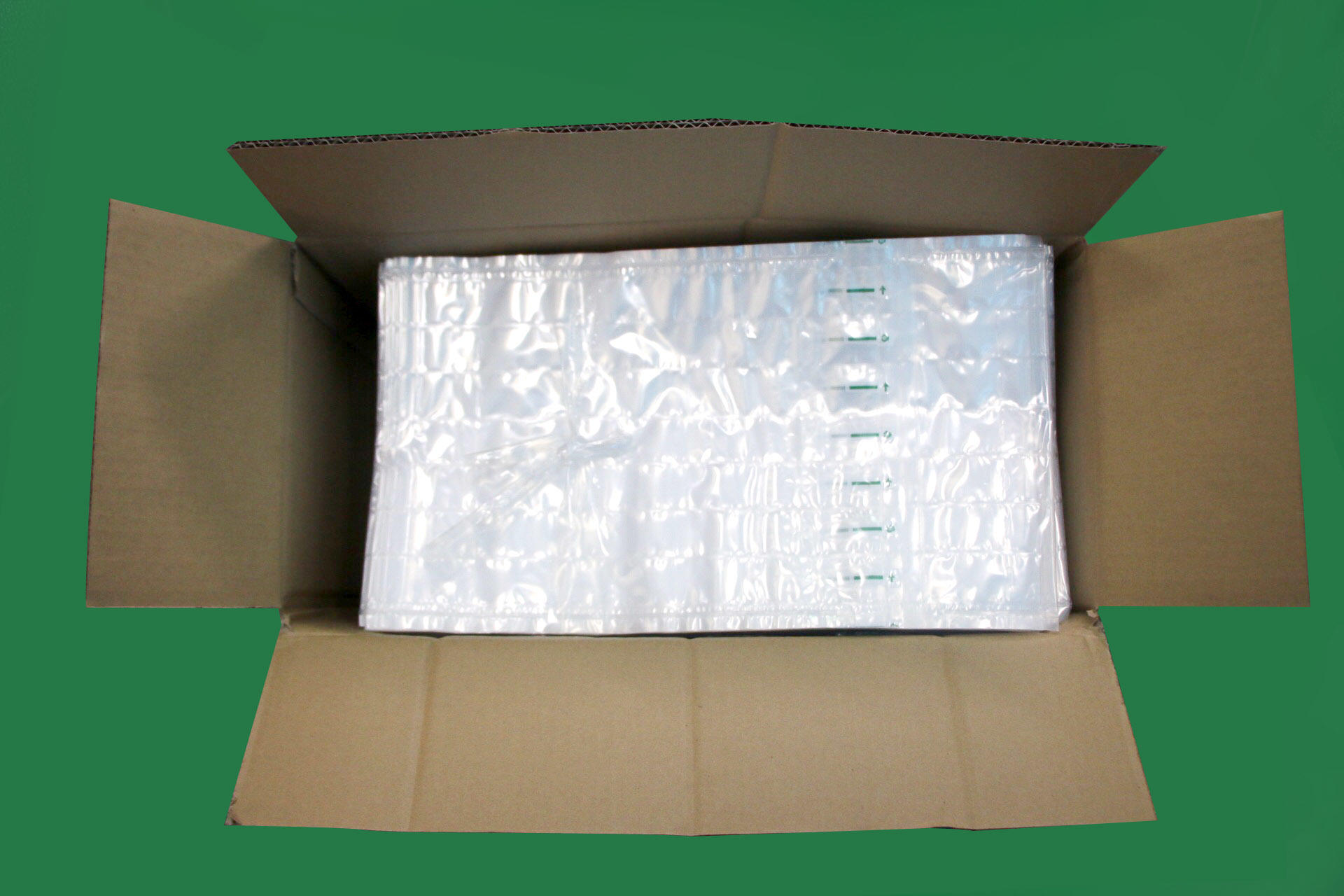custom air filled bags packaging inquire now for package Sunshinepack