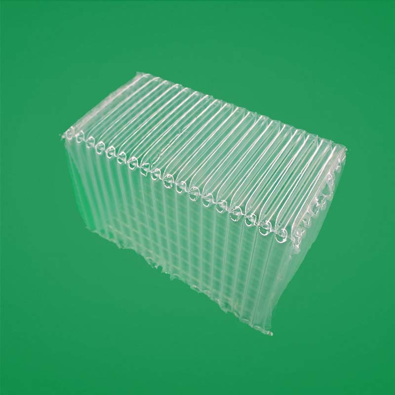 Air column cover/sheet/box, shock-proof and pressure-reducing air packaging, 360 degree all-round protection of your products