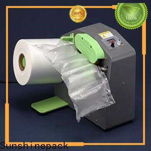 Custom portable inflator latest factory for package