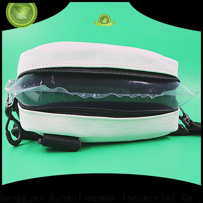 Sunshinepack most popular pre filled air pillows company for transportation