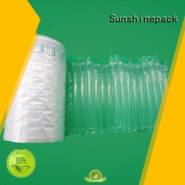inflatable packaging inflatable column Sunshinepack