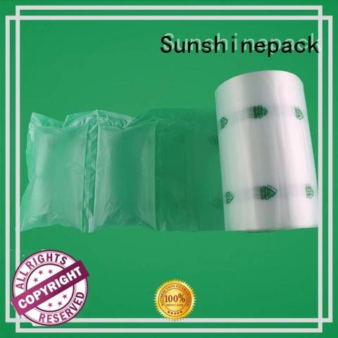 Sunshinepack Wholesale column air packaging company for logistics