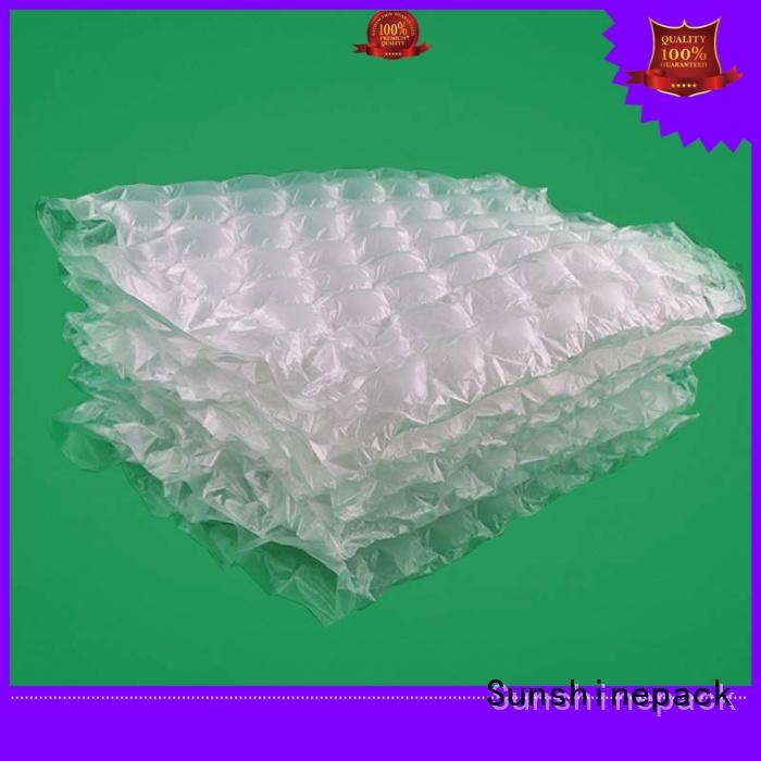Latest air cushion pillow roll packaging company for transportation