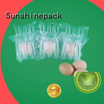 Sunshinepack Brand silk welcome air pouch packaging products