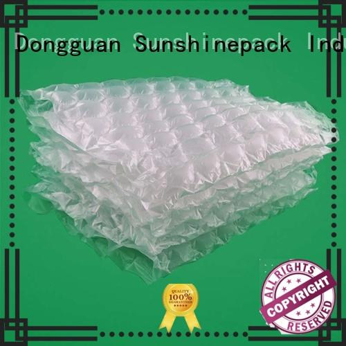 Sunshinepack logo pattern air pillow film Supply for logistics