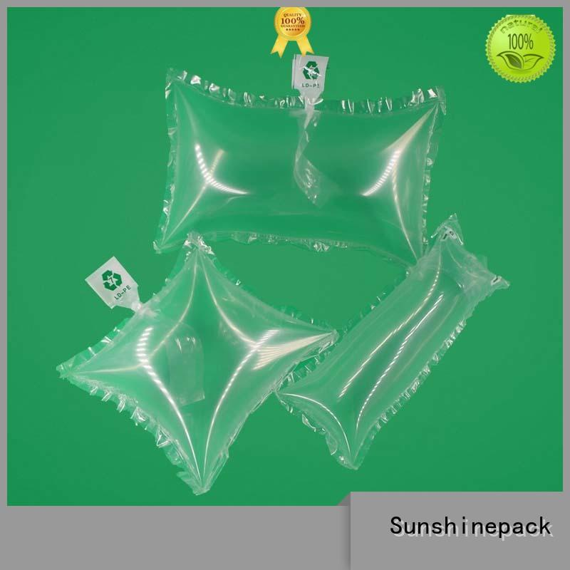 printing air pillow bag roll packaging for wrap Sunshinepack