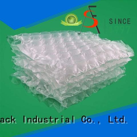 Sunshinepack roll packaging air bubble film boots for boots