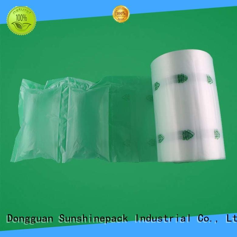Hot air cushion bag made Sunshinepack Brand