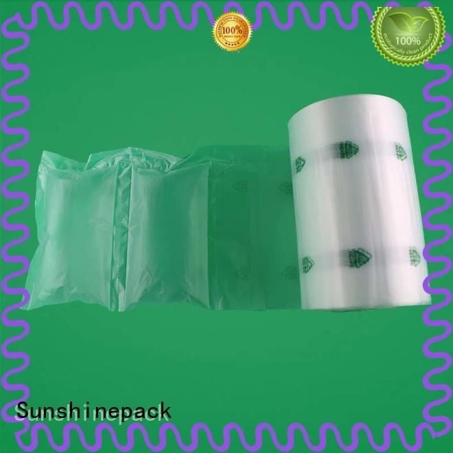 Sunshinepack most popular air pocket machine Suppliers for transportation