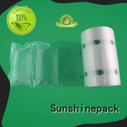 air pillow film roll packaging for wrap Sunshinepack