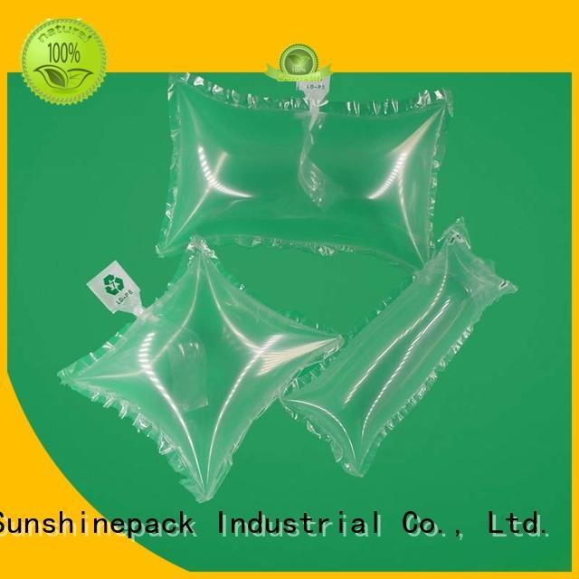 cushion packaging logo pattern for womens bag Sunshinepack