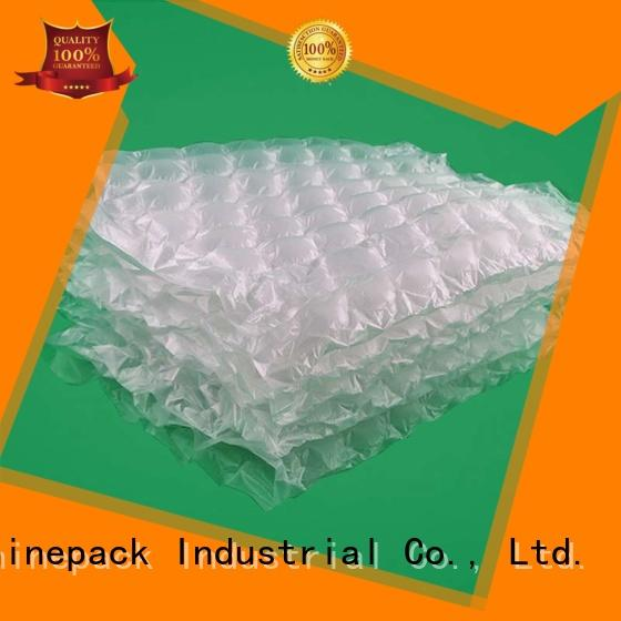logo pattern packing bubble wrap bubble packaging for transportation Sunshinepack