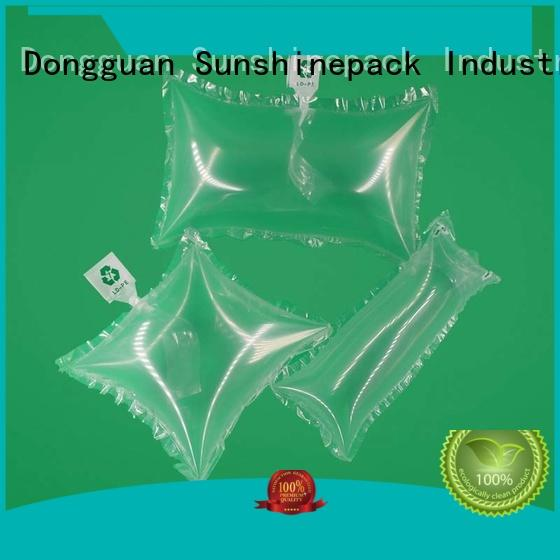 Sunshinepack roll packaging packers pillow Suppliers for shoes