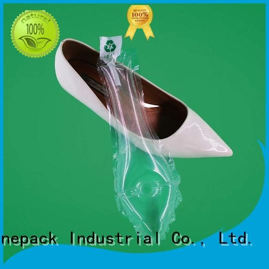 Shoes and boots air cushion filling bags, newest shape of air filling bags for shoes and boots,supporting buffer effect is good