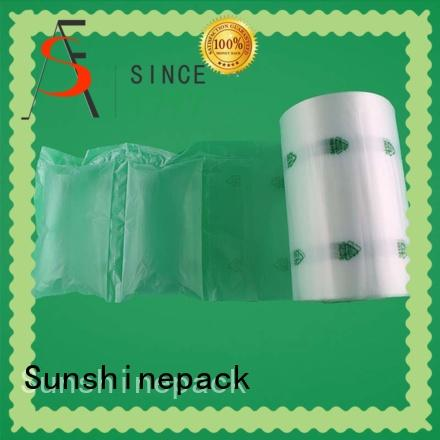 Sunshinepack Wholesale how to use air cushion Suppliers for logistics