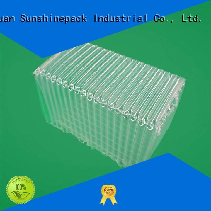 Top inflatable air cushion packaging box Suppliers for transportation