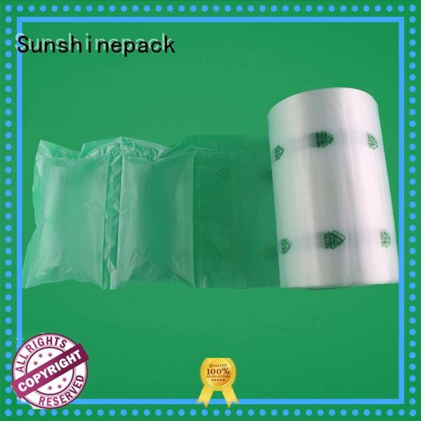 Sunshinepack pollution-free air bubble film printing for transportation