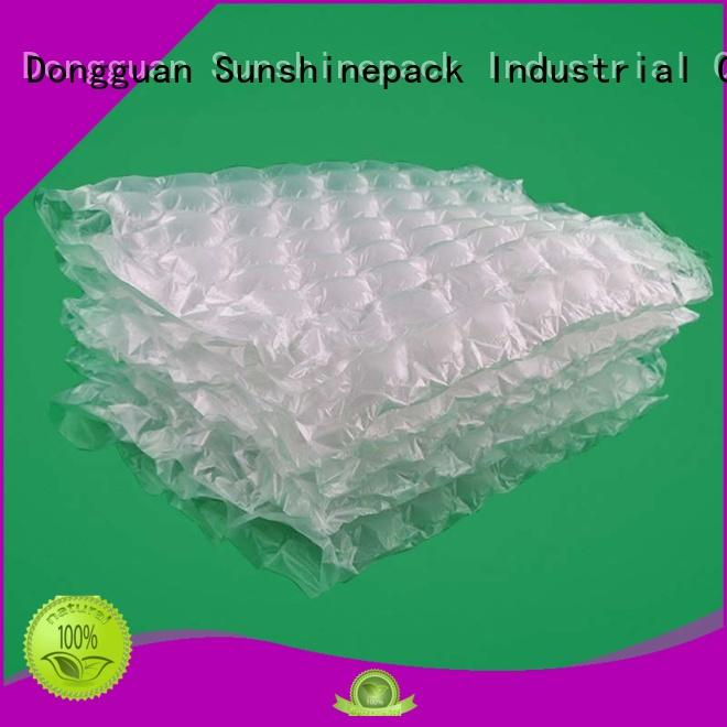 Quality Sunshinepack Brand made express air cushion bag
