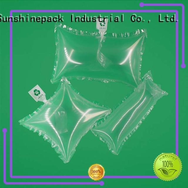packaging column be air cushion film Sunshinepack Brand