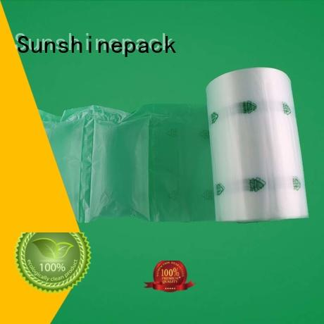 Sunshinepack most popular air pillow machine rental Supply for logistics