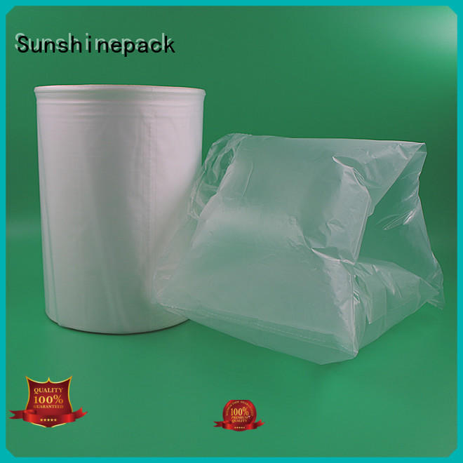 most popular bubble wrap bags roll packaging for wrap Sunshinepack