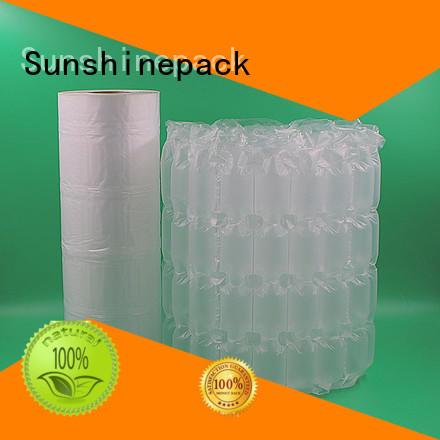 Sunshinepack cushioning cushion packaging film for logistics