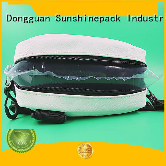 suitable air cushion film supporting for womens bag