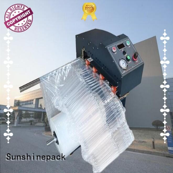 Sunshinepack high-quality portable inflator factory for airbag