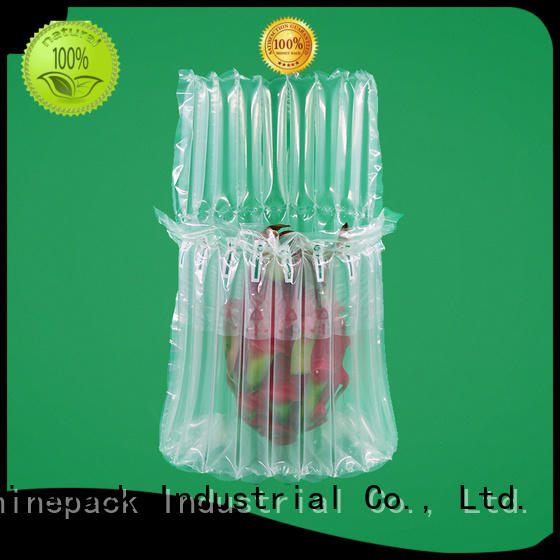 Sunshinepack Custom inflatable bottle bag company for package