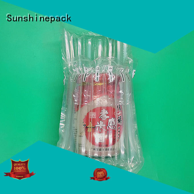 Top air column roll free sample company for packing