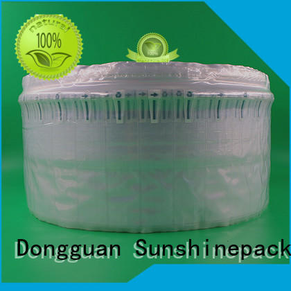 air cushion roll packaging for drinks materials Sunshinepack
