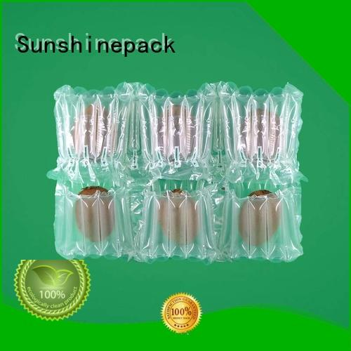 Sunshinepack ODM inflatable packaging bags manufacturers for goods