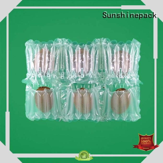 Specialized Air Bag Transportation Packaging for Agricultural and Byproducts,Explosion-proof Transportation Air Column Bag