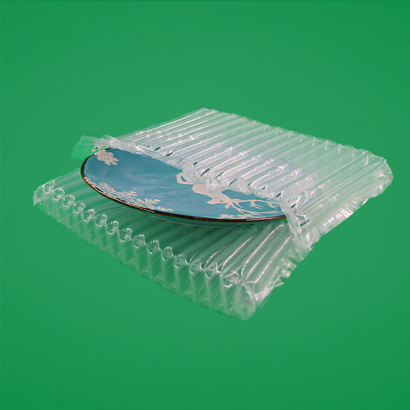 air cushion bag packing solution of dishes,best protection of porcelain bowl during shipment.Airbag Packing Manufacturer