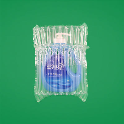 Best air column buffer package solution of Laundry Fluid,water-proof and anti extrusion welcome customized size
