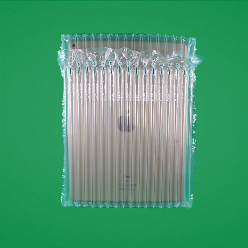 Best Air Column Buffer Bag Package of ipad and notebook,with excellent protection effectively during shipment