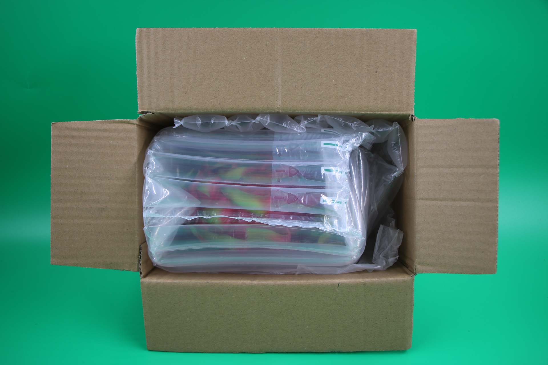 Fruits Express Air Cushion Packaging,Waterproof, moisture-proof and anti-extrusion decay, Shock-proof Logistics Transportation Packaging Air Bag-5