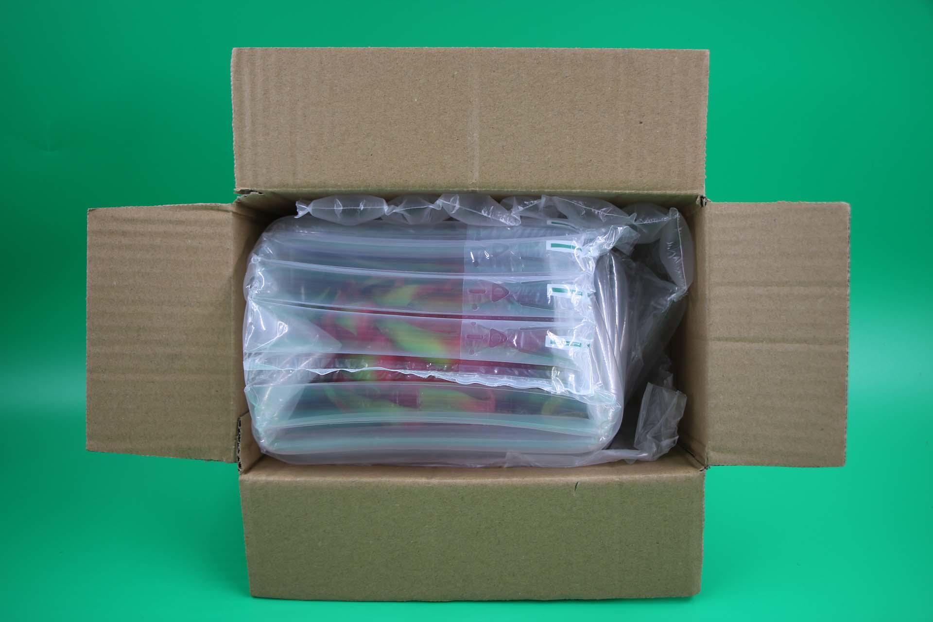 Fruits Express Air Cushion Packaging,Waterproof, moisture-proof and anti-extrusion decay, Shock-proof Logistics Transportation Packaging Air Bag