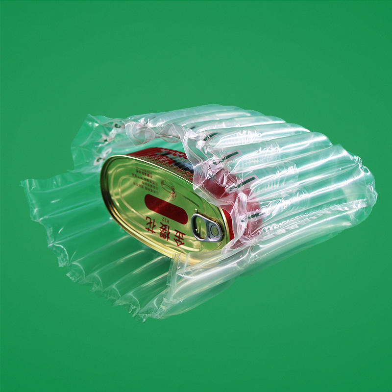 Buffer Air Cushion Packing for Canned/Food Air Bag Package, Environmental Protection Transportation Air Bags