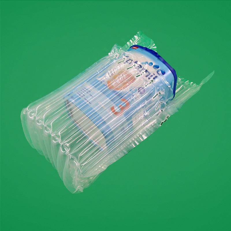 Inflatable Packing Bags Of Milk Power ,Special Shape Air Packaging Design, Environmental protection, Pollution-free,Recyclable Packing Materials