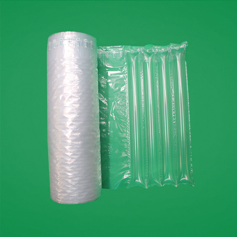 Packaging Material For Cushioning And Shock-Proof Inflatable Packaging In Express Transportation,L300*H0.6M/roll