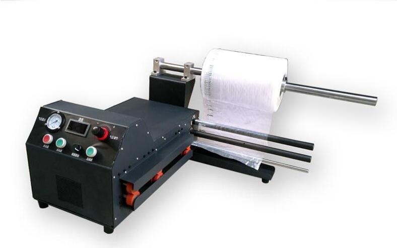 Higher quality inflate machine CLU-01,Multi-function Automatically inflate machine of AIR COLUMN ROLL,U/L STYLE AIR COLUMN BAG IN ROLL.Higher metal quality inflate machine