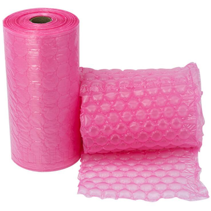 Colorful air bubble sheet in roll,High quality bubble wrap packing materials,welcome customized and inquiry
