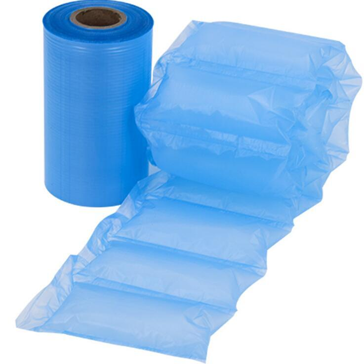 Air Pillow Cushion Bag,Express & Logistics Bubble Film Filled Cushioning Packaging Material