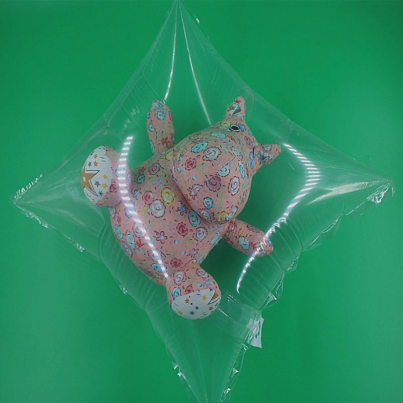 Air Pillow Bags For Rag Doll,Doll Air Column Cushion Bags,Best Transportation Packing Bags
