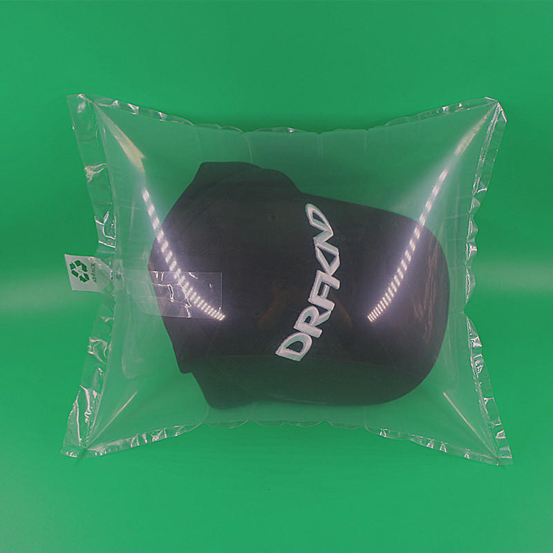 Air Pillow Packing Bag For Cap,Summer Cap Air Column Cushion Bags With Great Anti-extrusion And Anti-deformation