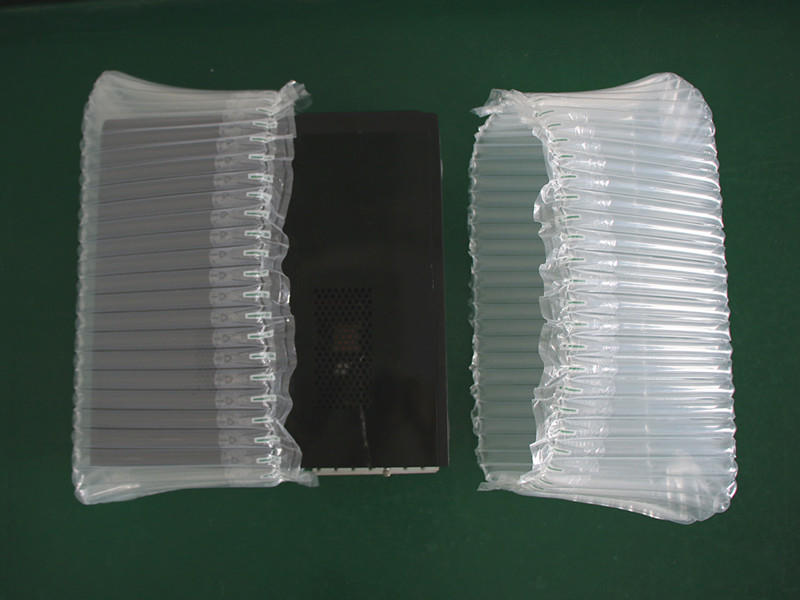 Best air column packing solution of computer mainframe,newest technology environment protection packing materials