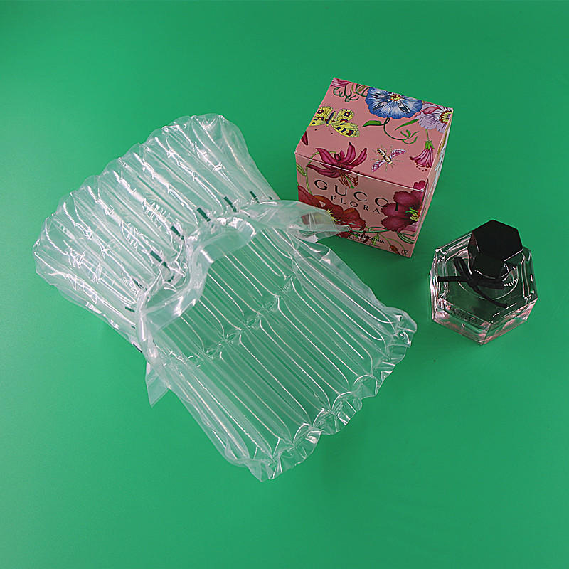 Perfume inflatable bag,excellent cushion effect packing materials for perfume